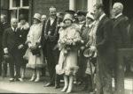 A Royal visit, 1920s