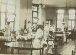 Hospital ward, c. 1890